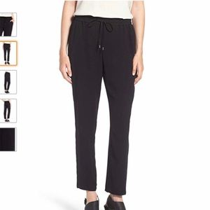 Eileen Fisher Slouchy straight leg pant